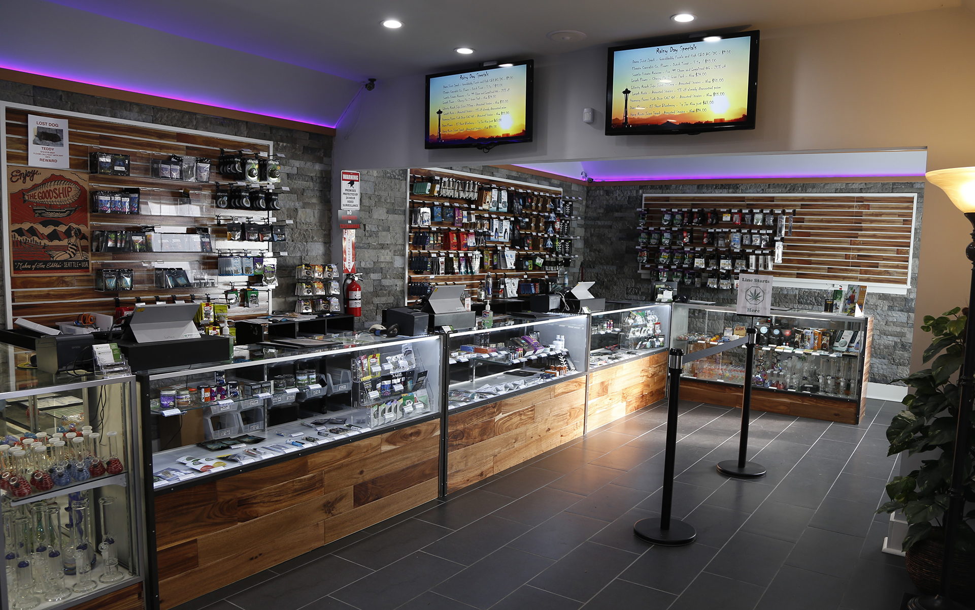 Pot Stop Marijuana Dispensary Seattle Washington Leafly List