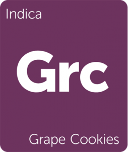 Grc Grape Cookies