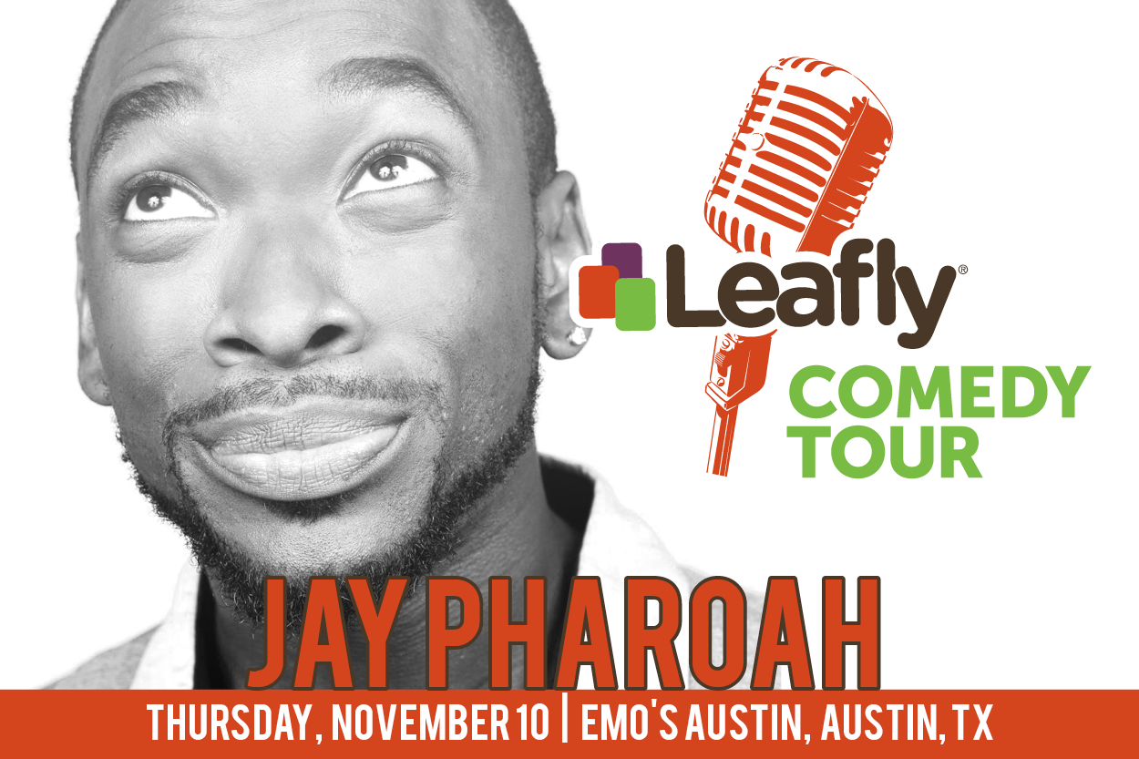 Leafly Comedy Tour Austin