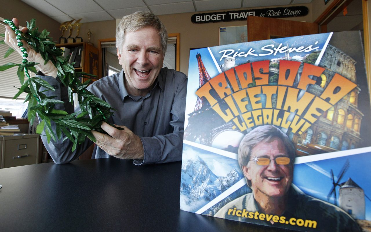 Rick Steves Question 4