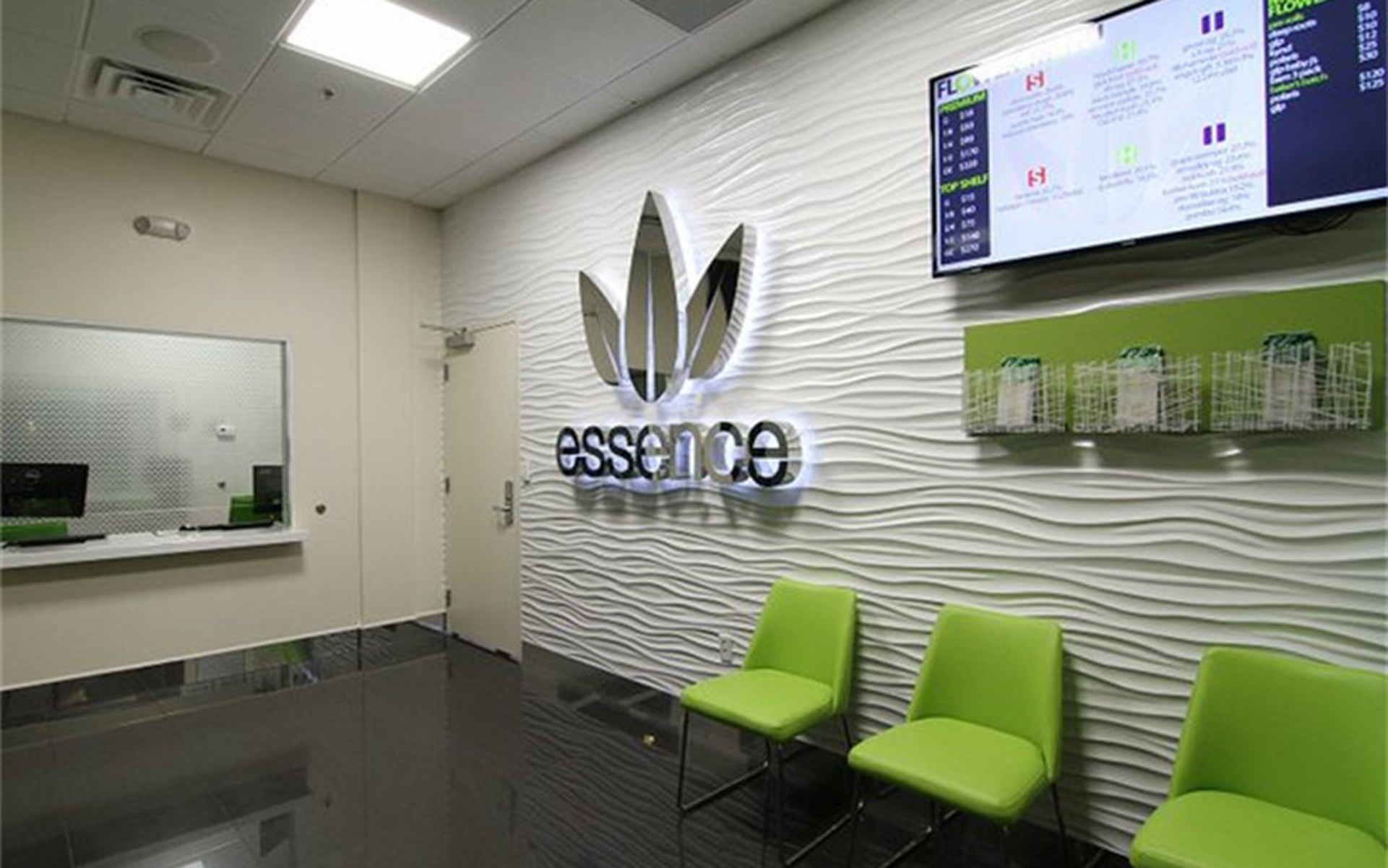 Essence Medical Marijuana Dispensary in Las Vegas Nevada - Leafly List