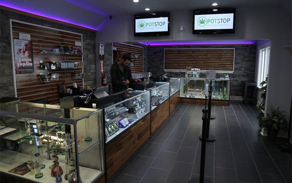 Pot Stop Marijuana Dispensary Seattle Washington Leafly List