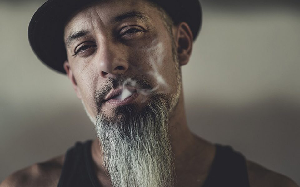 How 'Bad Ink' Co-Host Rob Ruckus Ended Up as a Las Vegas Budtender