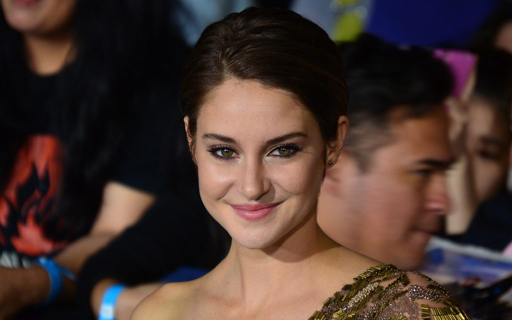 Shailene Woodley supports Prop 64 to legalize adult use cannabis in California