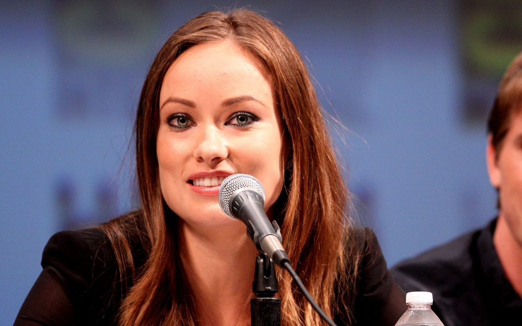 Olivia Wilde supports Prop 64 to legalize adult use cannabis in California