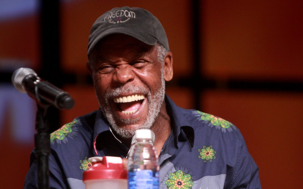 Danny Glover supports Prop 64 to legalize adult use cannabis in California