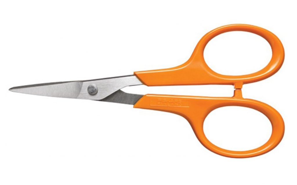 Trimming scissors