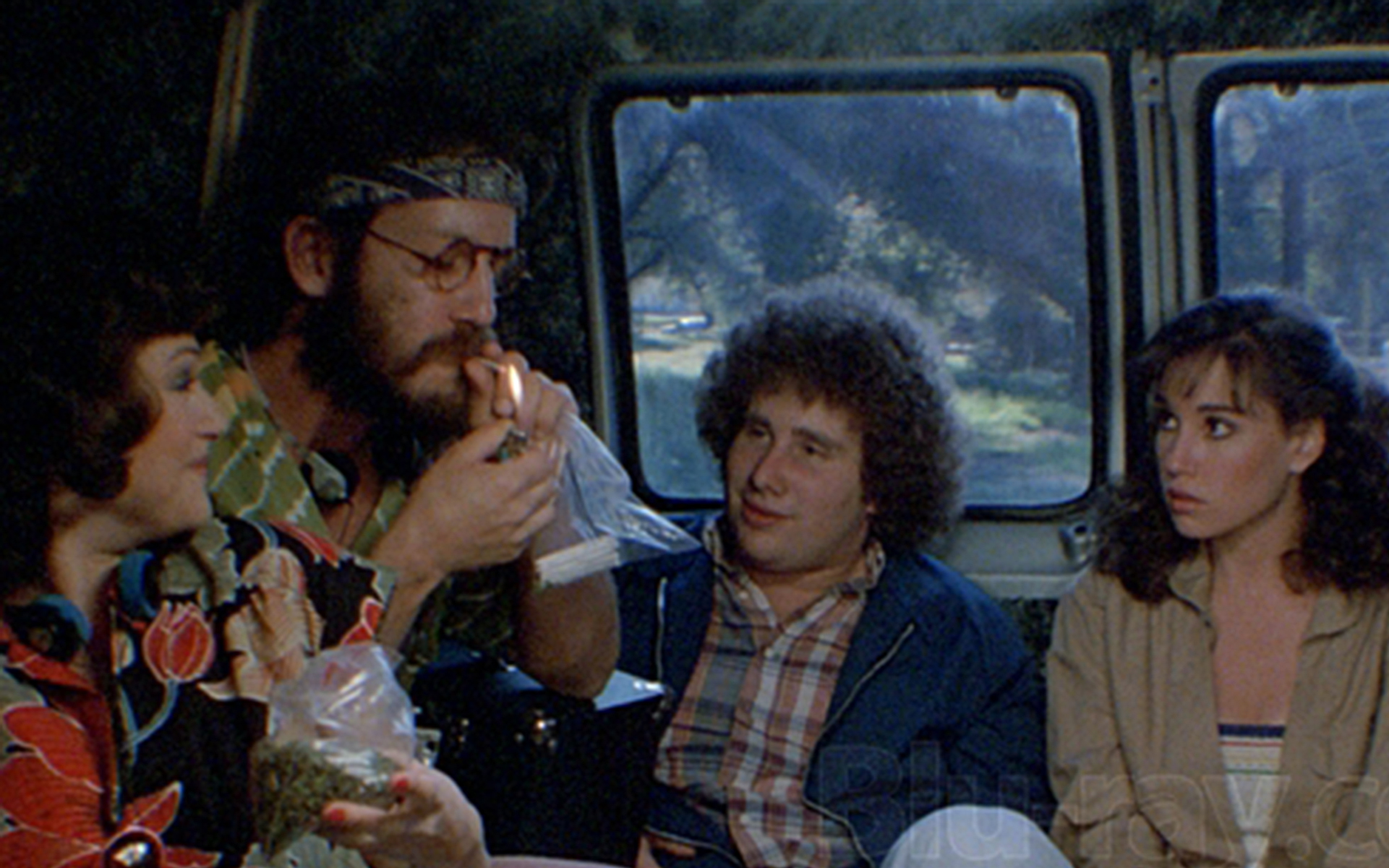 Stoners in Friday the 13th Part III