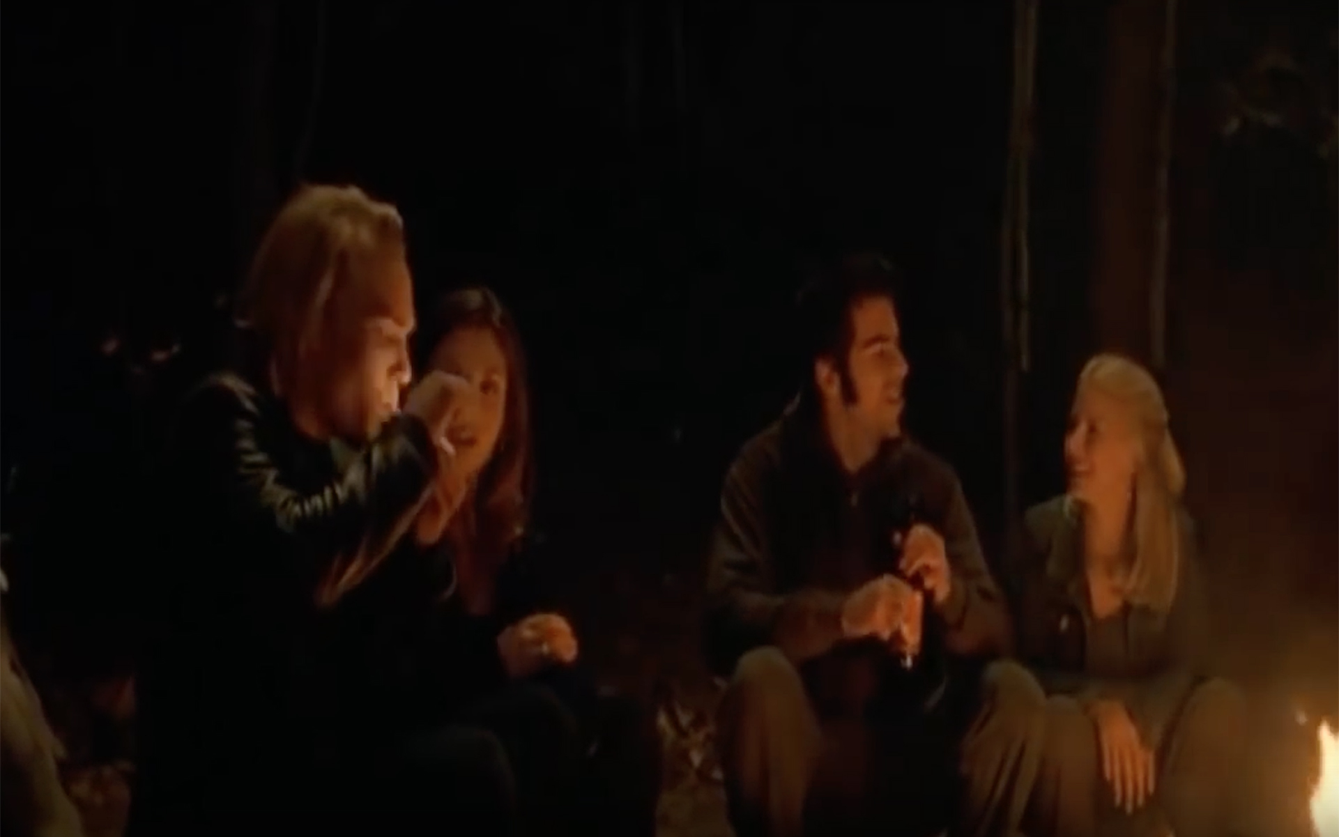 Stoners in the movie Cabin Fever
