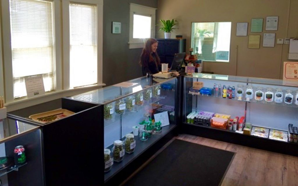 The Joint Marijuana Dispensary Denver Colorado November Leafly List