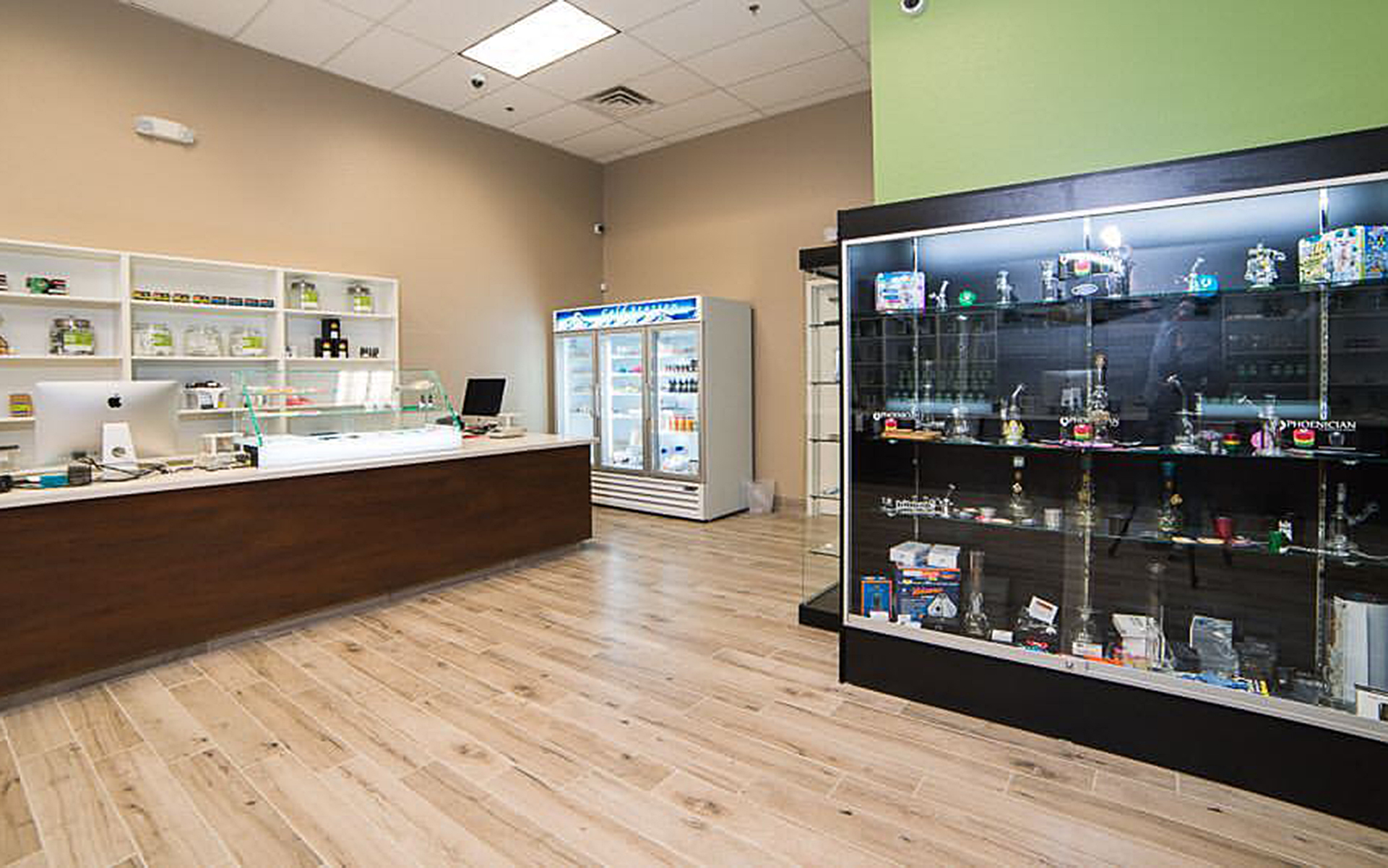 The Nirvana Center Medical Marijuana Dispensary - November Leafly List
