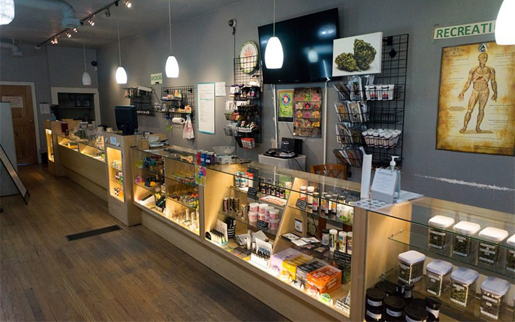 Healing House Denver Colorado Marijuana Dispensary - November Leafly List