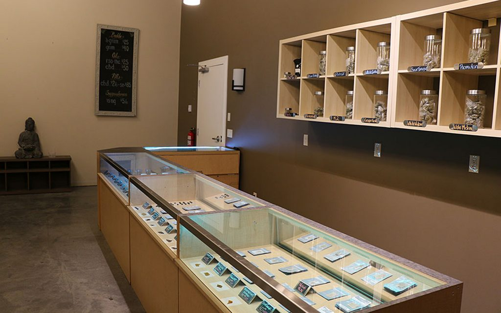 The Healing Company British Columbia Medical Marijuana Dispensary - November Leafly List