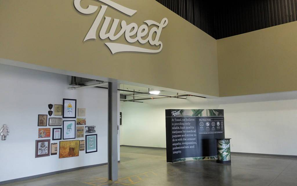 Tweed Inc. Medical Marijuana LP in Ontario Canada - November Leafly List
