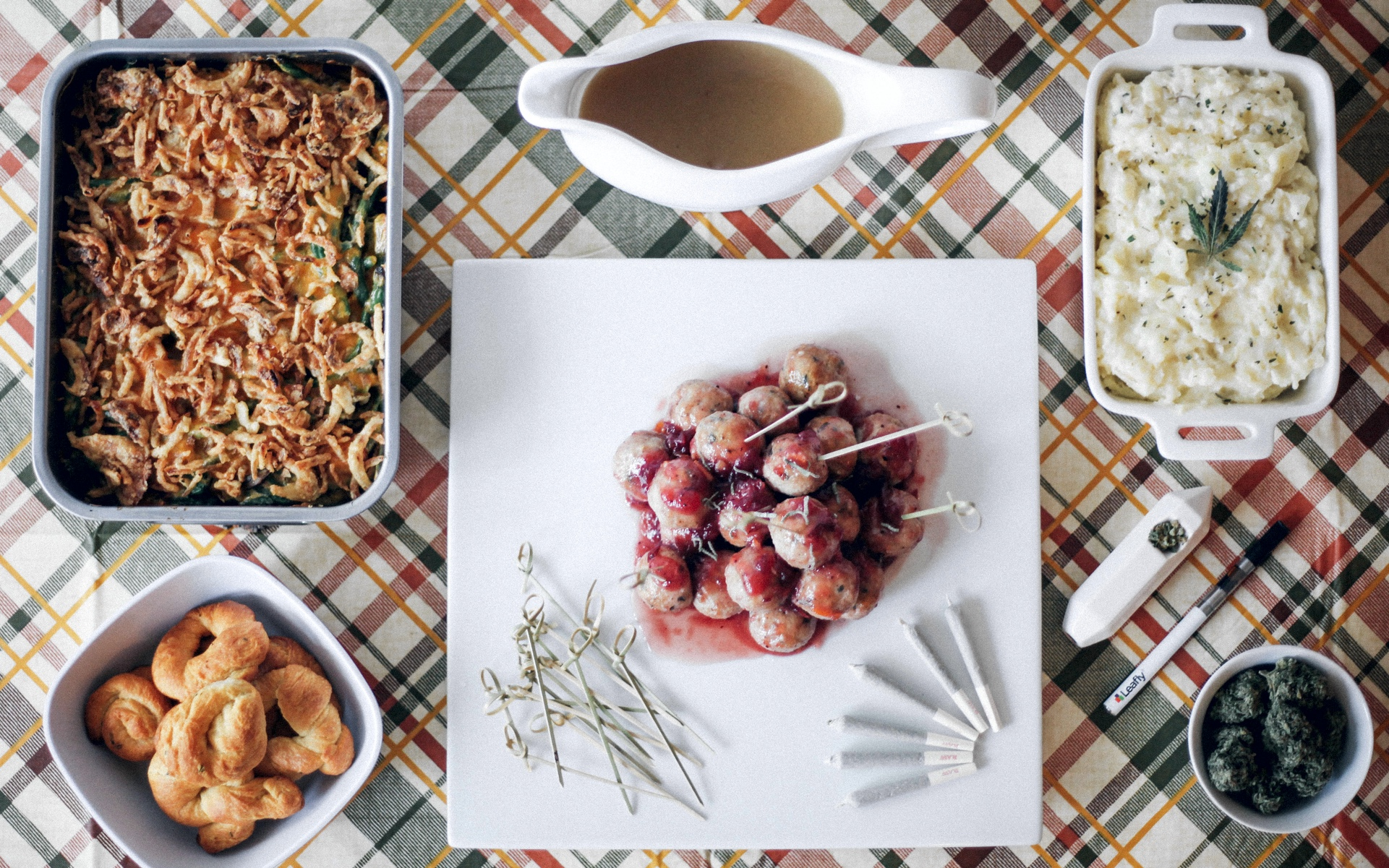 Enjoy a Gourmet Cannabis-Infused Thanksgiving with These Three Recipes | Leafly