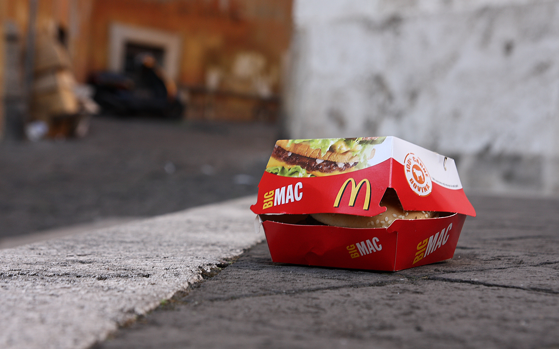 Yo Dawg, Celebrate the Big Mac With a Big Mac and Some Big Mac