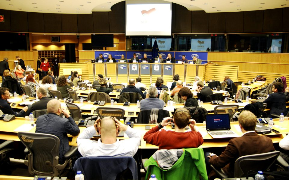 At European Parliament Conference on Medical Cannabis, Ireland Takes Center Stage