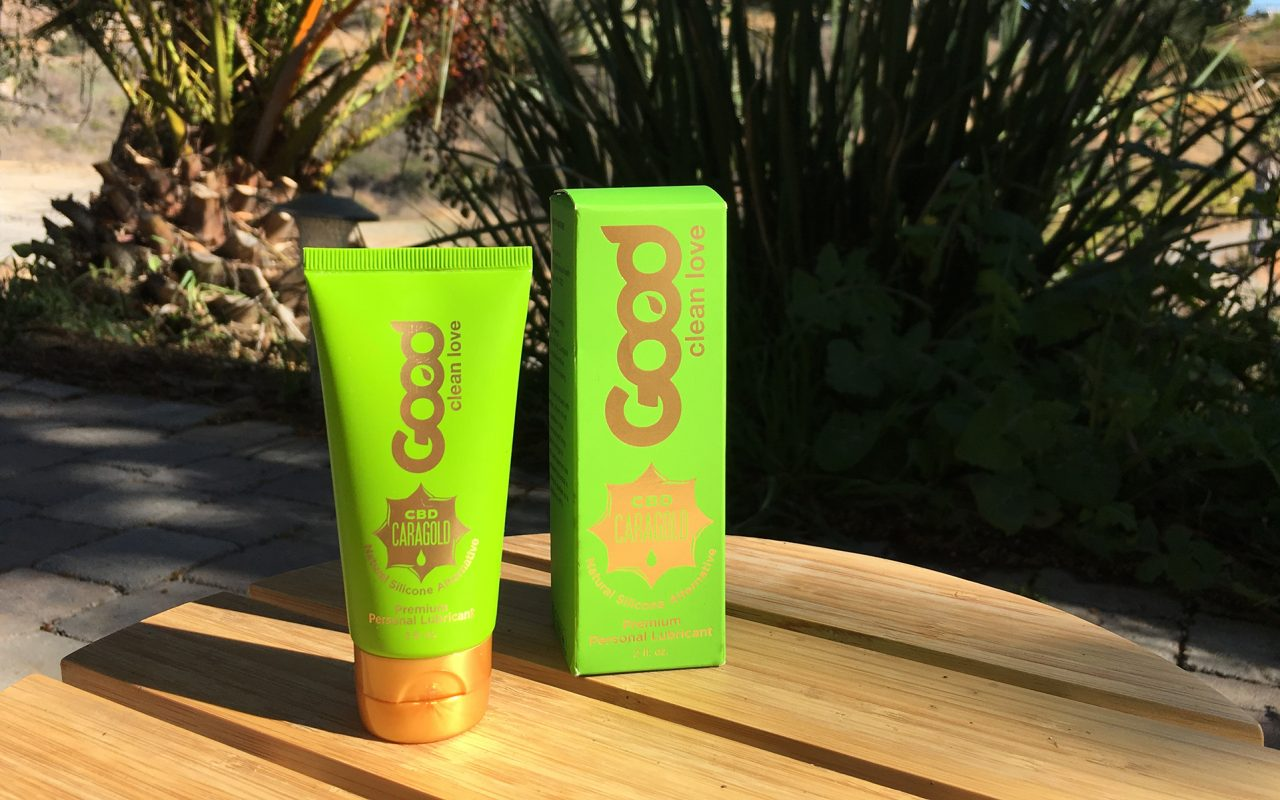 Product Review: Good Clean Love CBD-Infused Lube