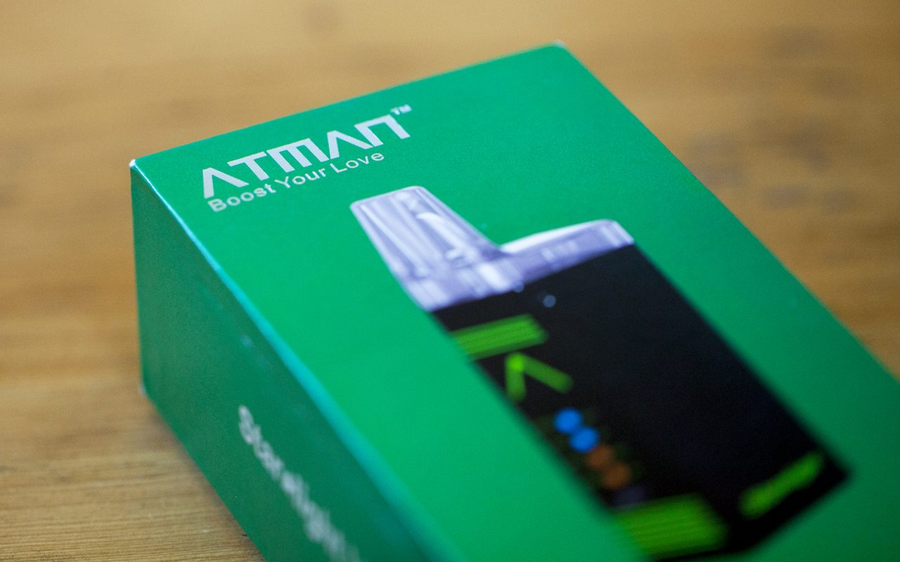 Product Review: The Atman Starlight Vaporizer
