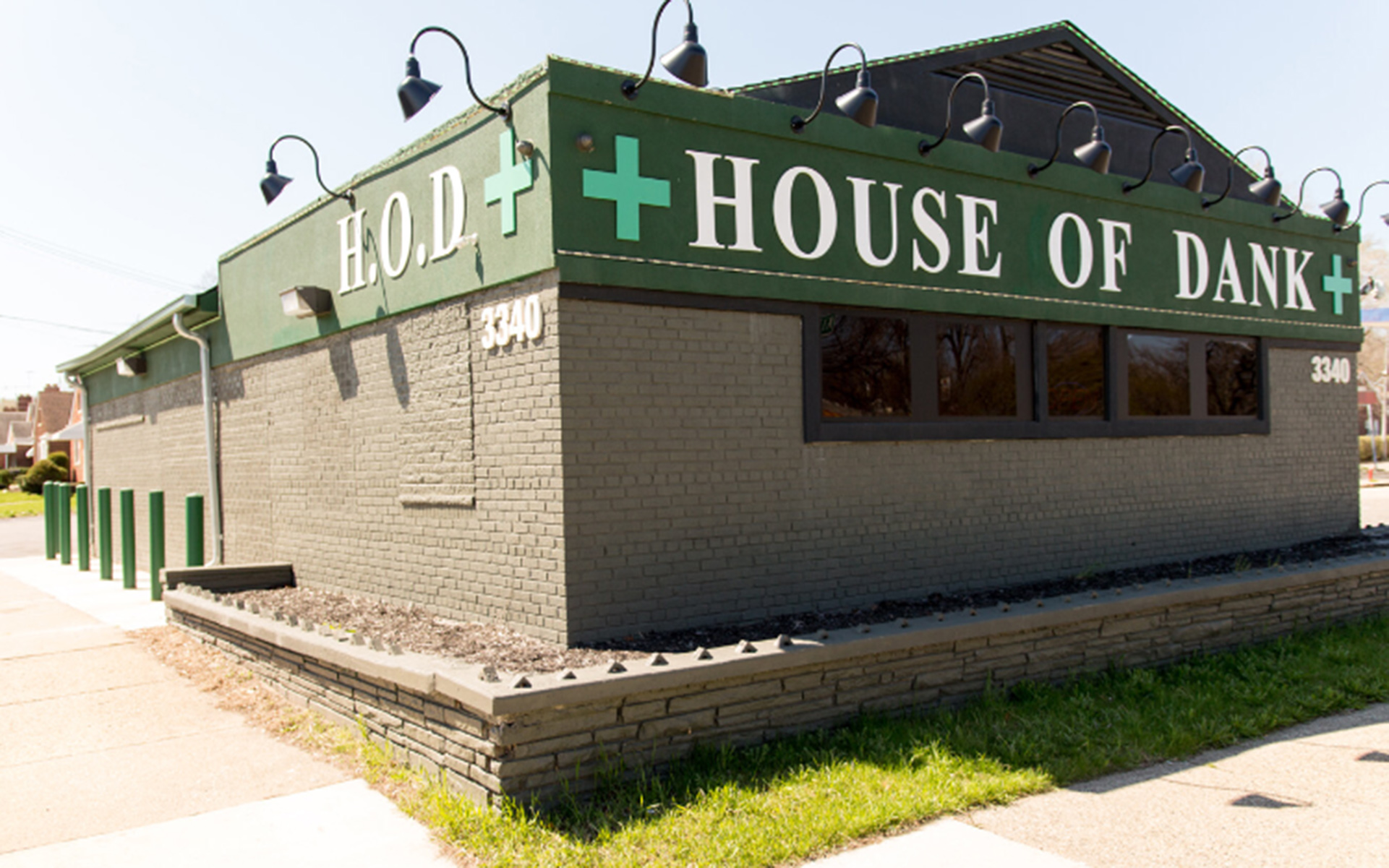 House of Dank Leafly List Medical Marijuana Dispensary Detroit Michigan