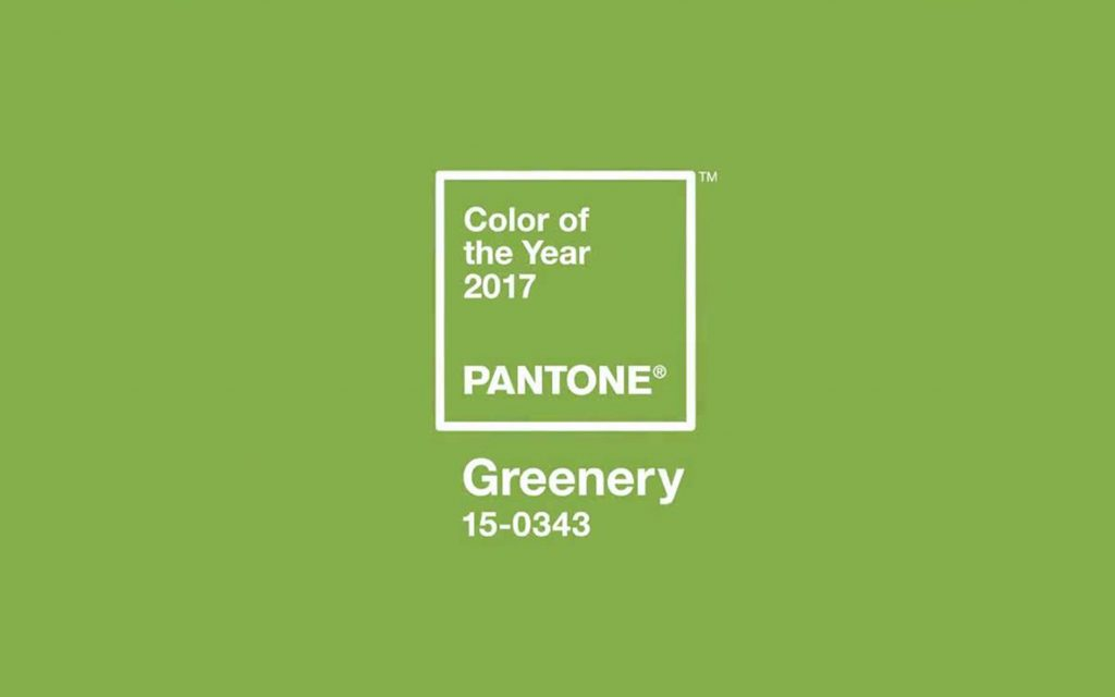 "Pair Pantone's ""Greenery"" Color of the Year for 2017 with These 7 Subtle Accessories"