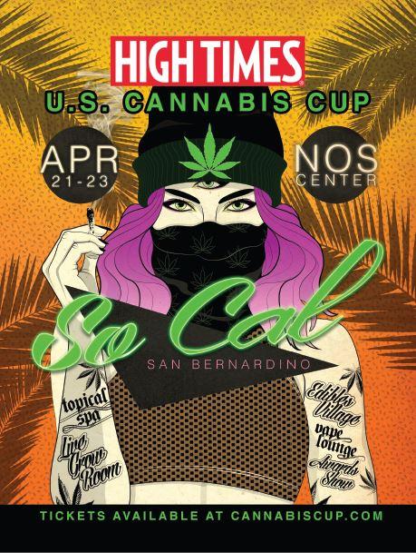 High Times Cannabis Cup - SoCal