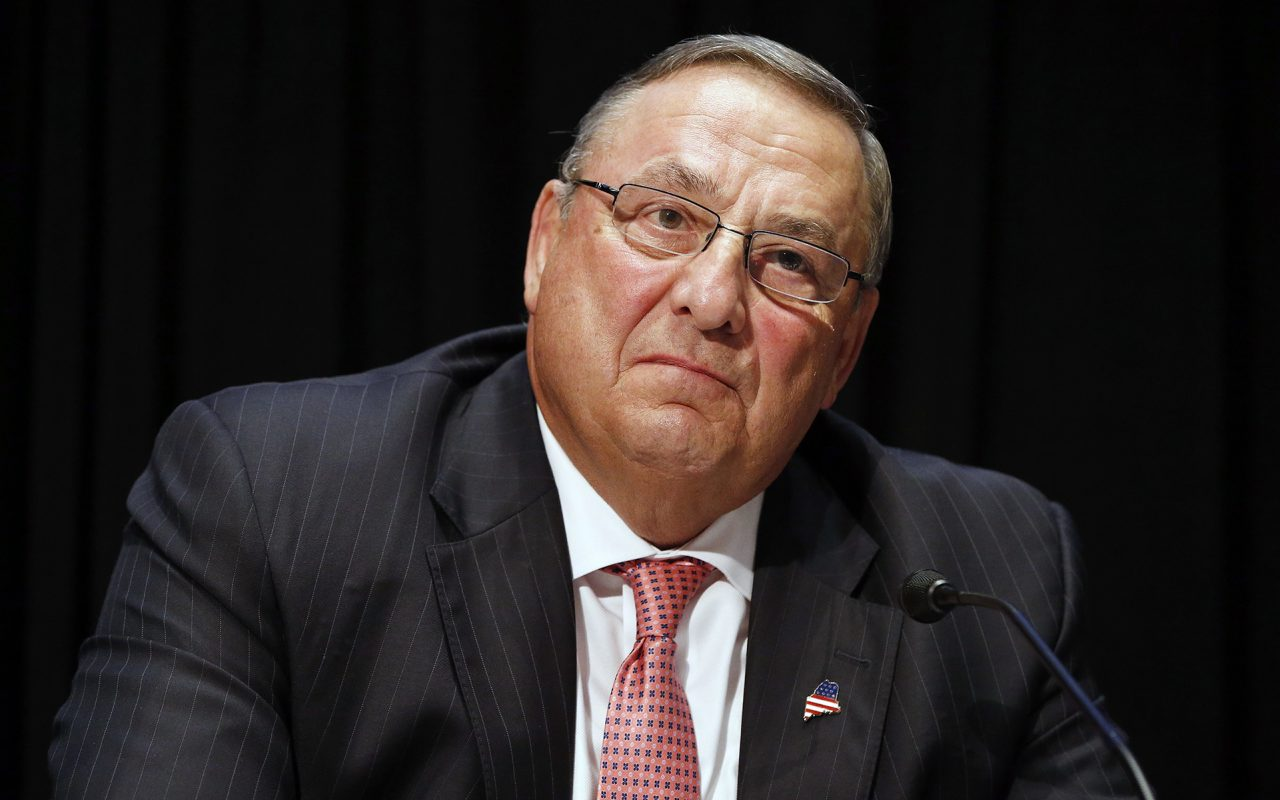 Maine Gov. Paul LePage Signs Off on Legal Marijuana Vote Results