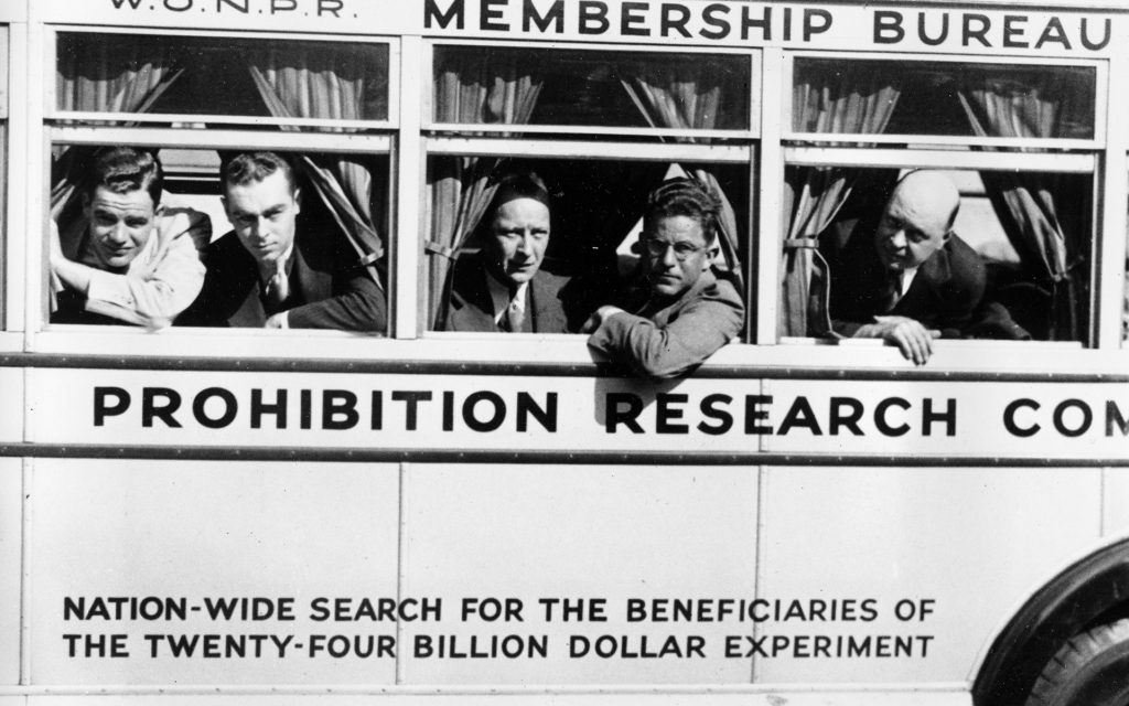Alcohol Prohibition Research Committee