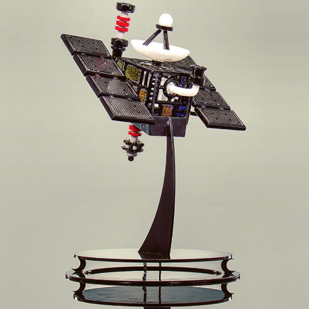 Cool, Expensive Bong #4: Hayabusa Satellite