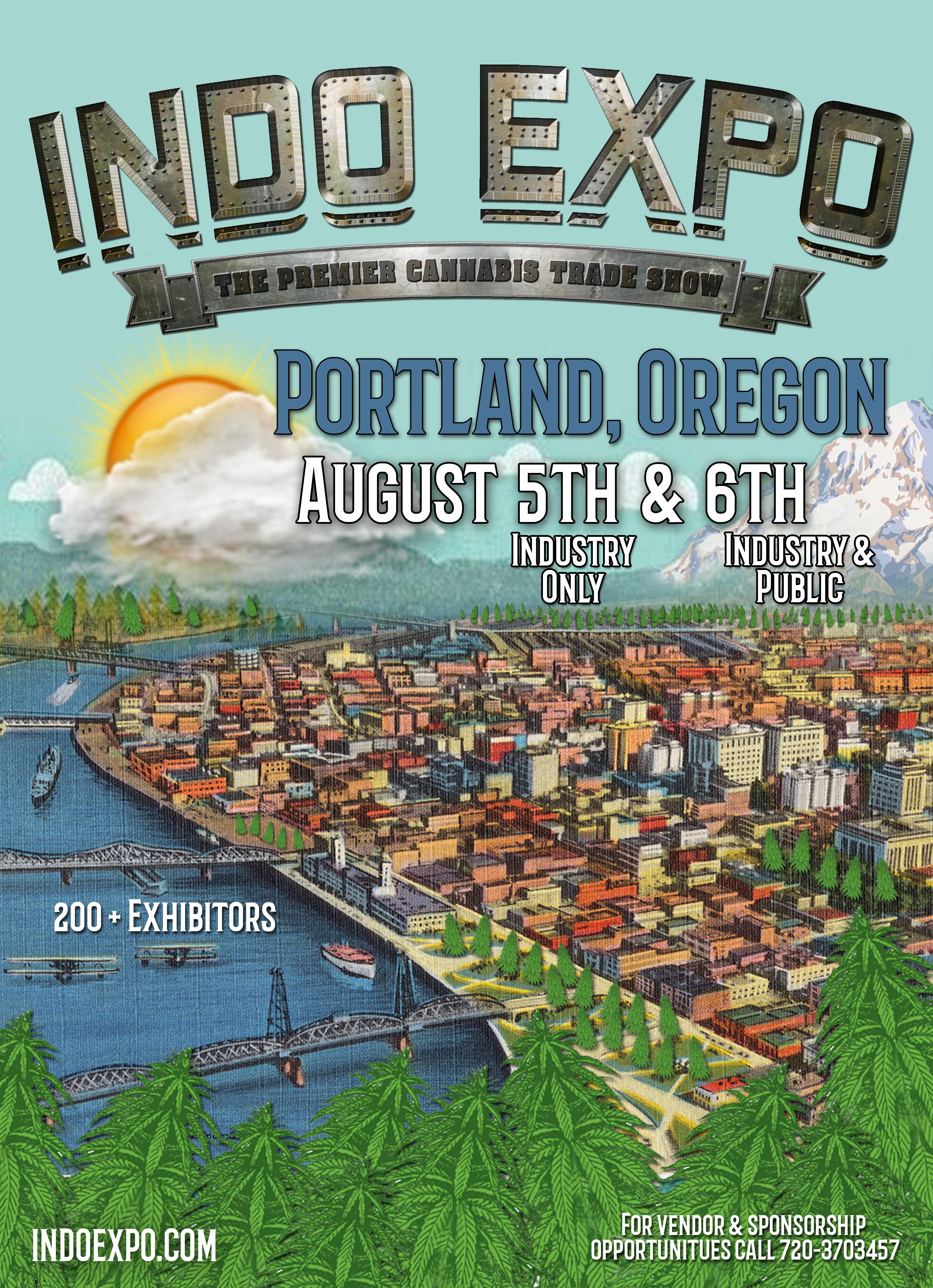 Indo Expo: The premier Cannabis Tradeshow