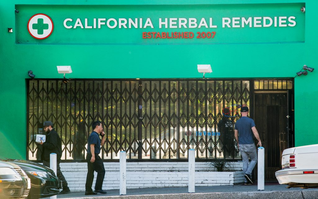 California Herbal Remedies (CHR) in Los Angeles, CA - one of the best dispensaries in Leafly List 2016