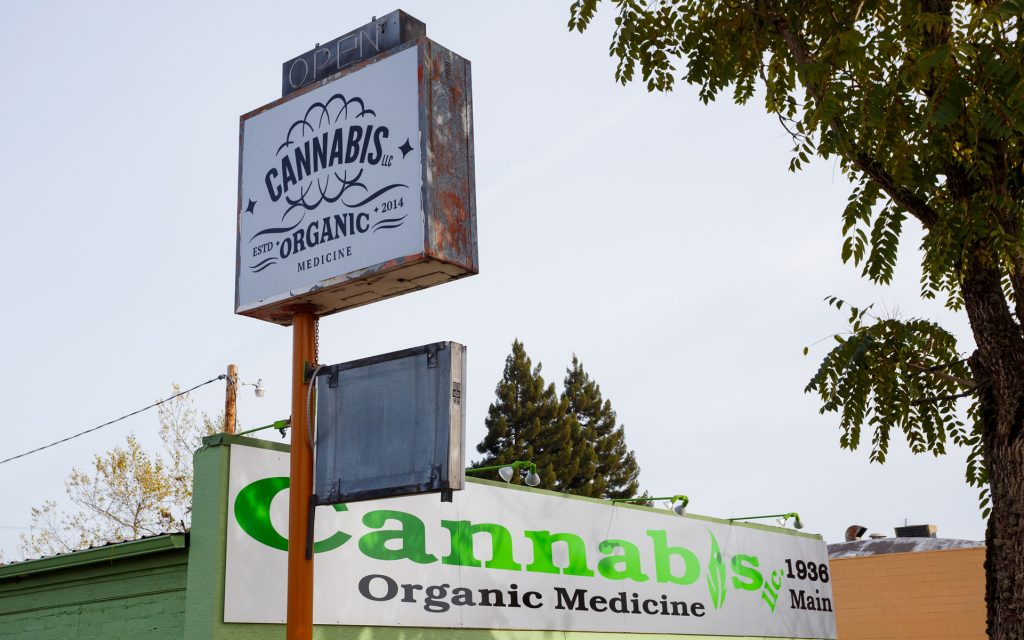 Cannabis Organic Medicine Springfield Oregon