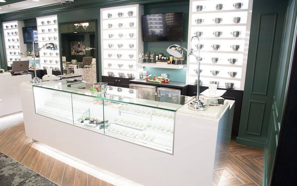 Level Up's Beautiful Medical Marijuana Dispensary Design in Arizona