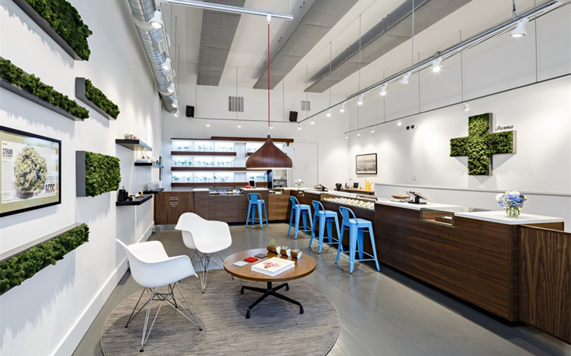The 10 Most Beautiful Cannabis Dispensaries In America
