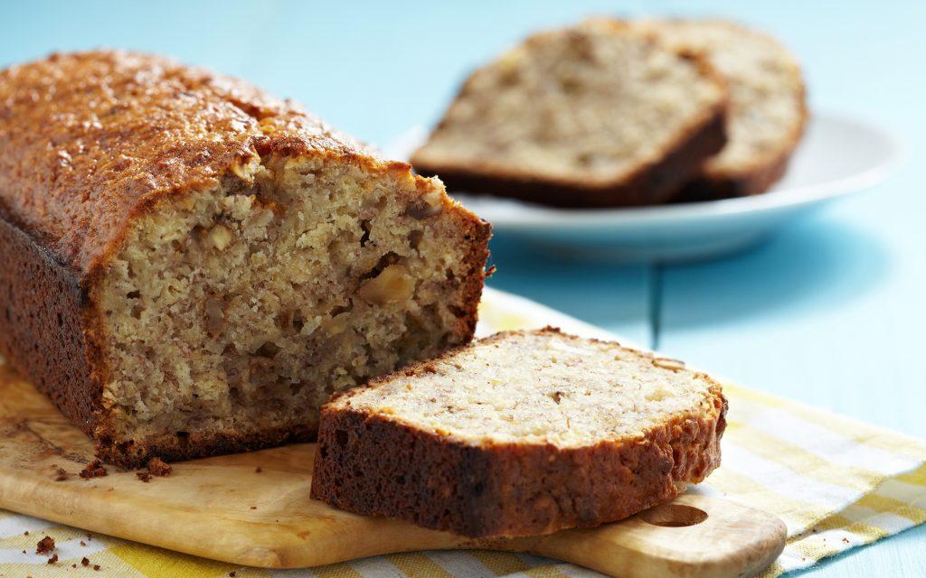 Pot Banana Bread Recipe