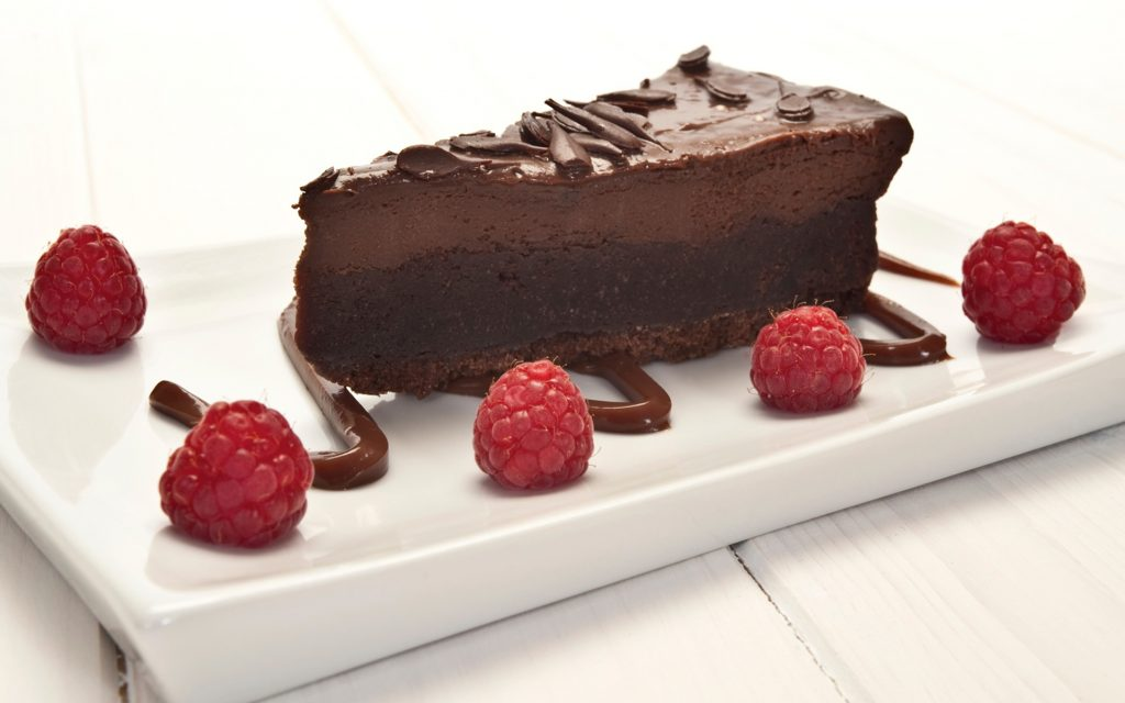 "Marijuana-Infused ""No-Bake"" Dark Chocolate Raspberry Cheesecake Dessert Recipe"