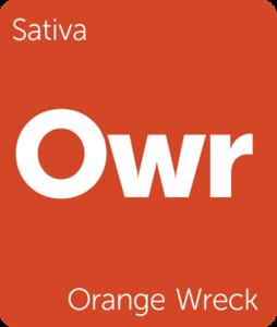 Owr Orange Wreck