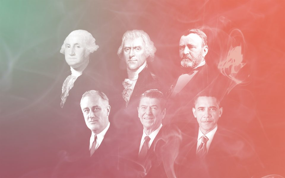 Which U.S. Presidents Would Have Tried Cannabis?