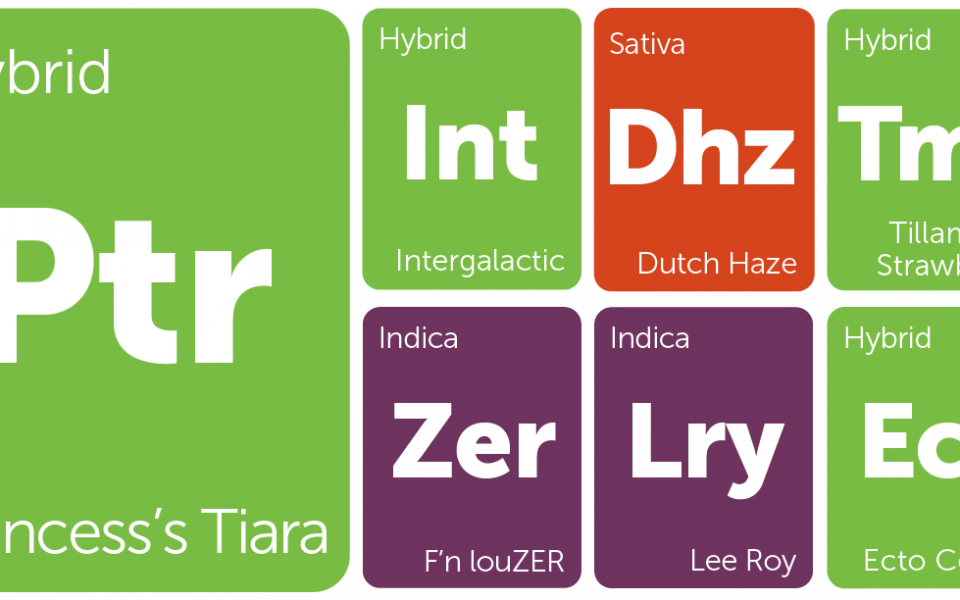 New Strains Alert: Ecto Cooler, Tillamook Strawberry, Lee Roy, and More