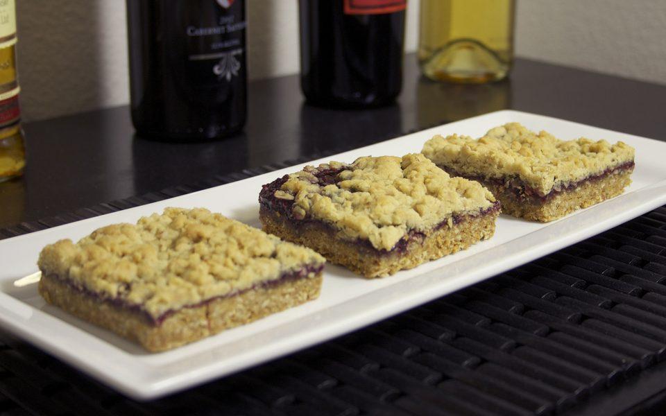 Raspberry Cough Bar Cookie Recipe