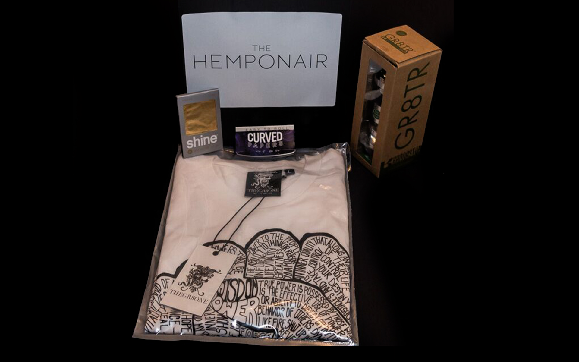 NYFW Cannabis Event Benefit — Goodie Bag