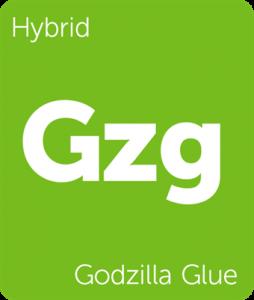 Gzg Godzilla Glue Leafly cannabis strain tile