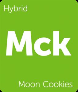 Mck Moon Cookies Leafly cannabis strain tile