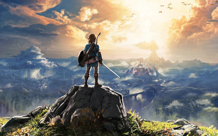 The High Score: Zelda, Breath of the Wild Game Review