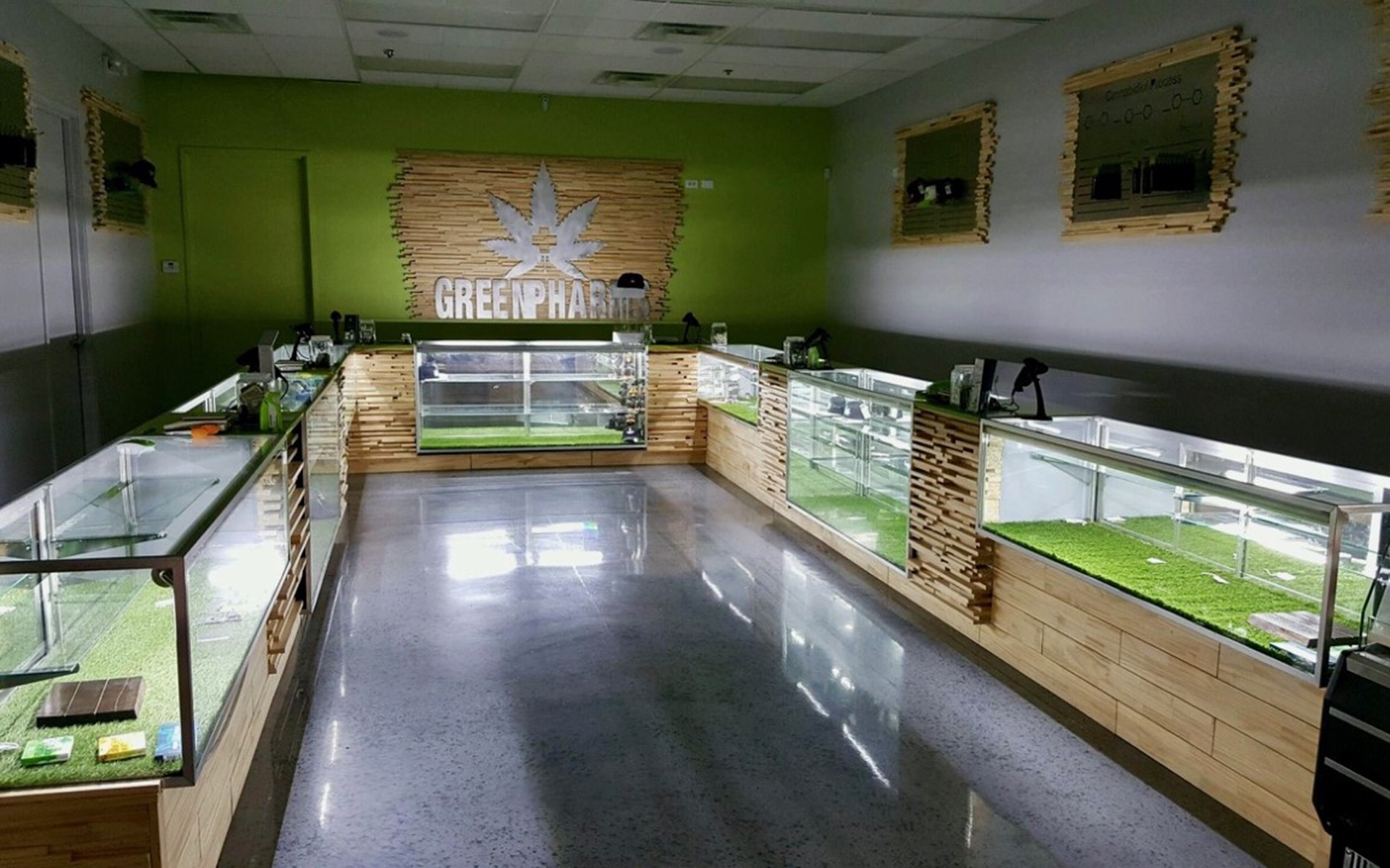 Green Pharm DIspensary Mesa - Arizona Leafly List Spring 2017