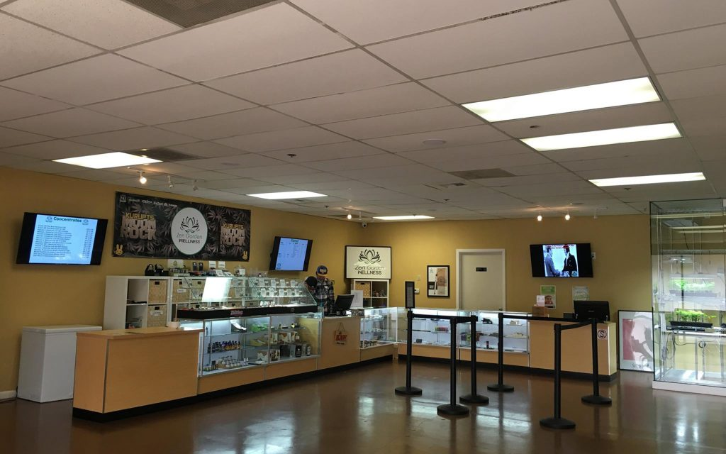 Zen Garden Wellness Northern California Medical Marijuana Dispensary — Leafly List Spring 2017