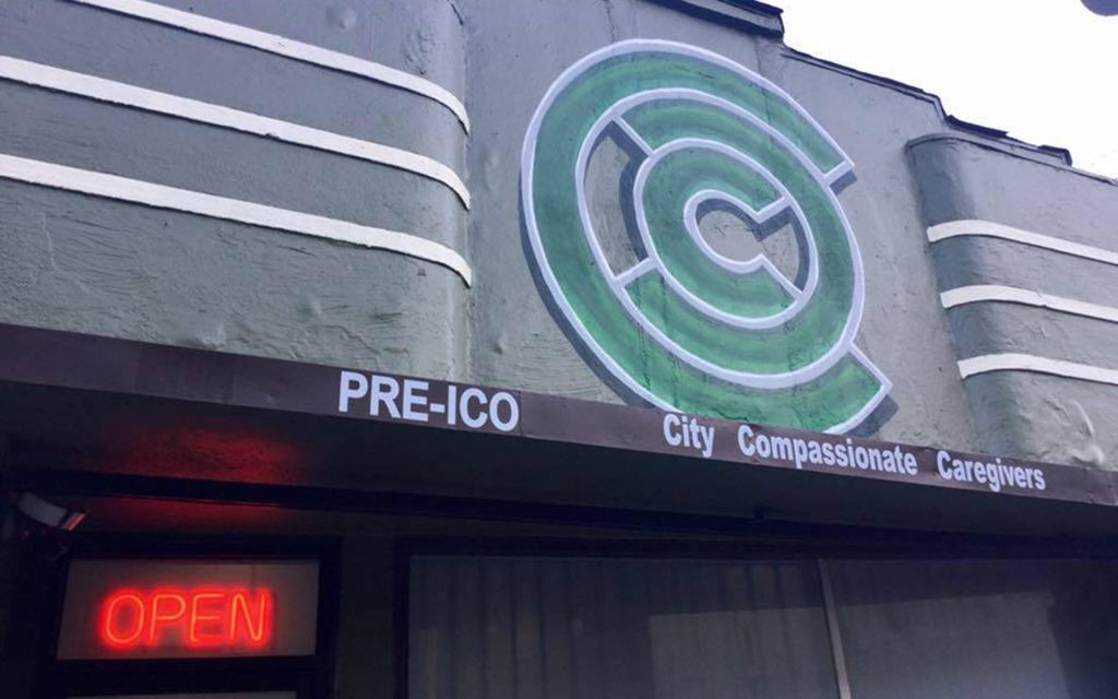 Best cannabis dispensary in Southern California: City Compassionate Caregivers