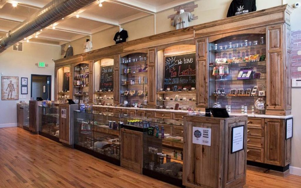 Freedom Road Trinidad Colorado Marijuana Dispensary — Leafly List Spring 2017