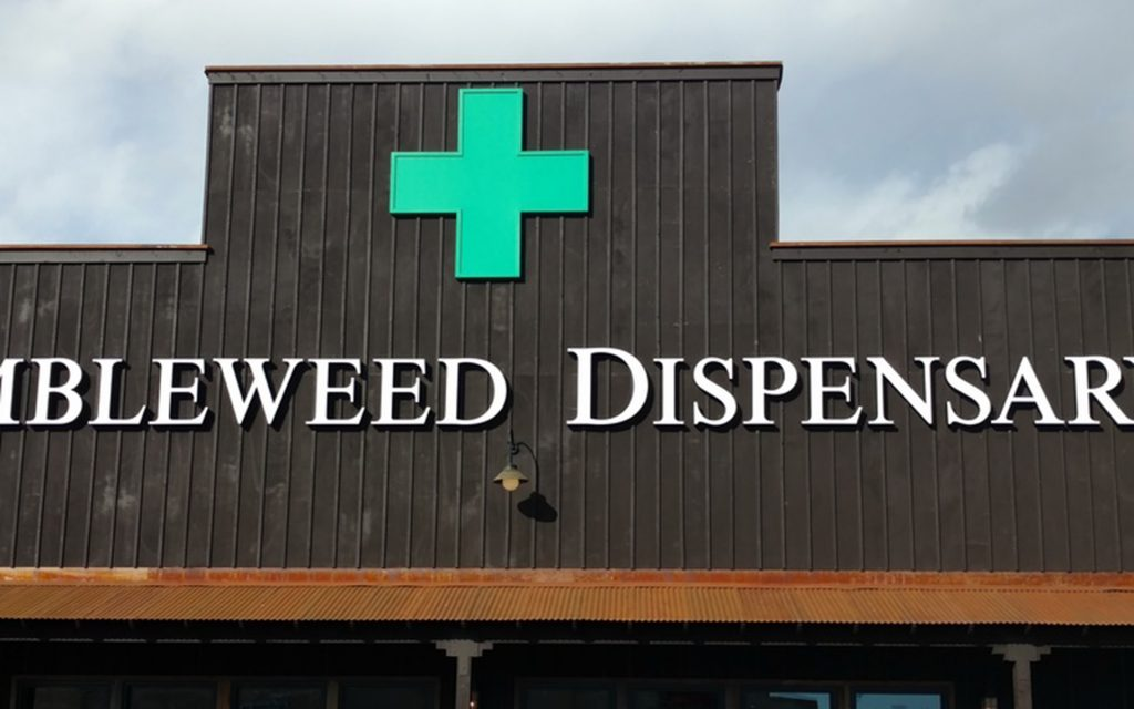 Tumbleweed Colorado Marijuana Dispensary — Leafly List Spring 2017