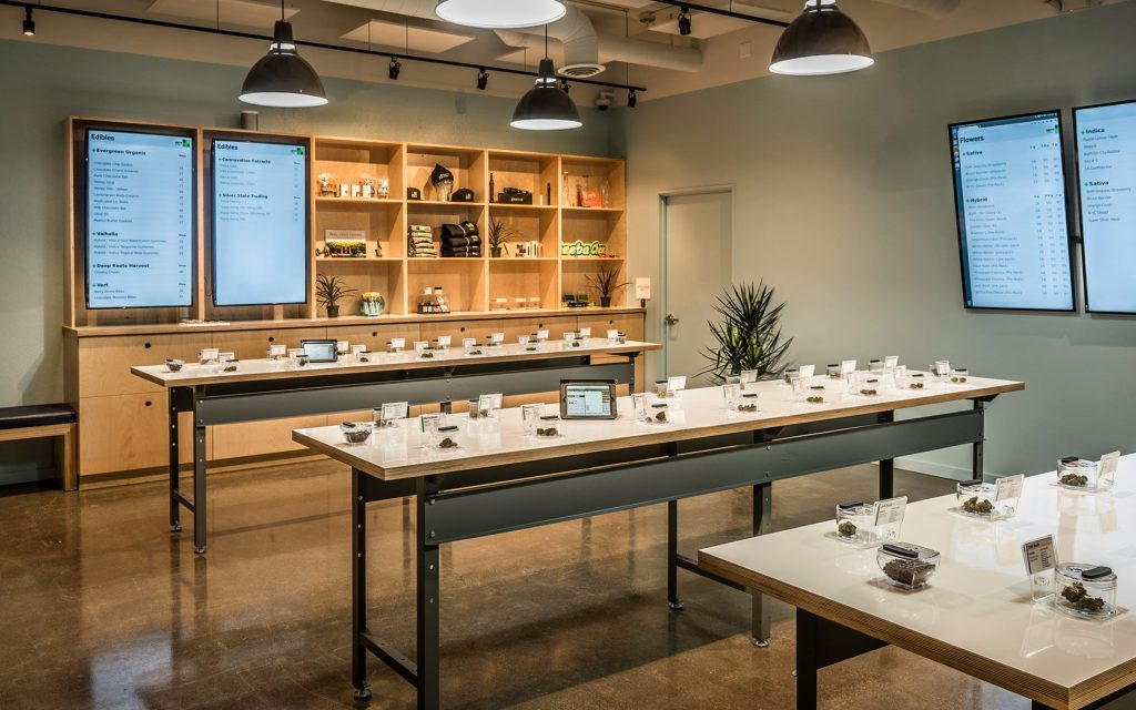 Best boutique dispensary in Nevada: Sierra Well